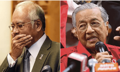 Najib Razak: Dr M Opposes The Implementation Of The Minimum Wage - WORLD OF BUZZ 1