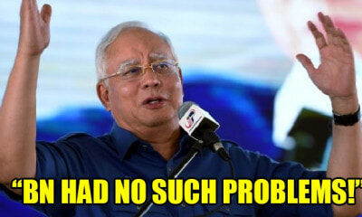 Najib Razak: We Left Pakatan Harapan With A Huge Cash Balance, But Why They Are Facing Problems Now - WORLD OF BUZZ 4