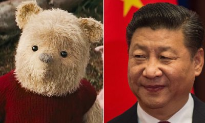 New Winnie the Pooh Movie Banned in China Because The Bear Looks Like President Xi - WORLD OF BUZZ 5