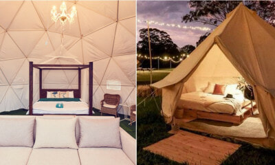 Now You Can Be Closer To Nature In Genting At This Glamping Spot - WORLD OF BUZZ 6