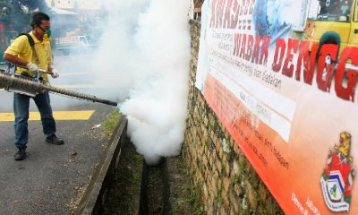 Over 900 Cases of Dengue and 1 Death Reported in Northern KL Since January 2018 - WORLD OF BUZZ