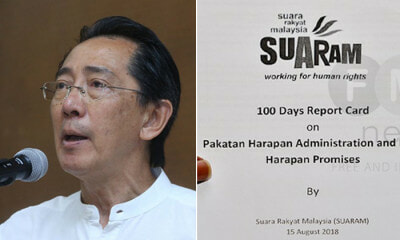 Pakatan Harapan 100 Days Report Card: Only 20% of the Promises Fulfilled - WORLD OF BUZZ 1