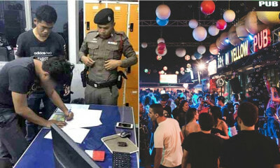 Partied Too Hard, Broke Malaysian Caught For Filing False Report In Thailand - WORLD OF BUZZ 4