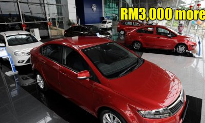 """Proton Prices Set to Increase By RM3,000 After SST,"" Says Their CEO - WORLD OF BUZZ"