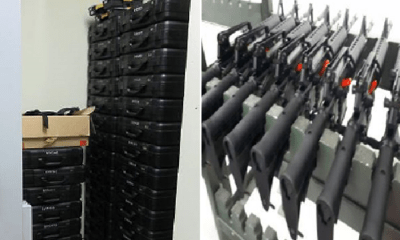 RM1.5 Million of Firearms in Customs Dept Kept in Storage Because They Do Not Have Permits - WORLD OF BUZZ 4