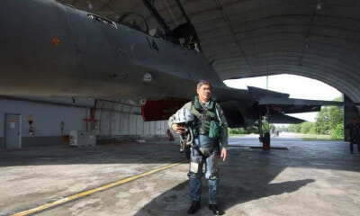 RMAF Poor Maintenance Only 4 Out of 28 Jet Fighters Are Able to Fly, Mat Sabu Says - WORLD OF BUZZ