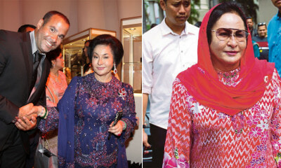 Rosmah Wanted To Wear The RM60 Mil Jewellery Collection If BN won GE14, Lebanese Jeweller Says - WORLD OF BUZZ