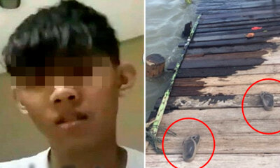 Teen Ignores Villagers' Advice Not to Swim During Ghost Month, Goes Missing in Pulau Ketam - WORLD OF BUZZ
