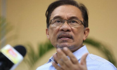 """That's Not Me,"" Anwar Says of Viral Audio Clips Allegedly Making Negative Comments About Azmin Ali - WORLD OF BUZZ 1"