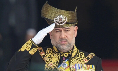 The Agong Just Cancelled His Birthday Celebration to Channel Funds to Govt - WORLD OF BUZZ