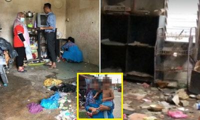 The Condition of This Kedah House This Family of Five is Living in Will Shock You - WORLD OF BUZZ 5