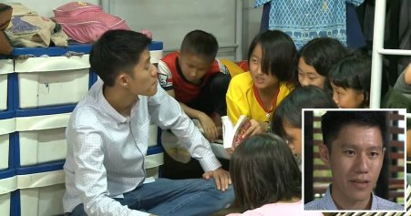 This Compassionate Singaporean Grad Dumped His Corporate Dreams To Help Impoverished Thai Children - WORLD OF BUZZ 6