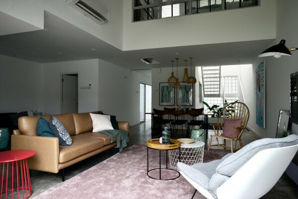 This Single-Storey Terrace House in TTDI Got A Complete Makeover & is Now Our #HouseGoals - WORLD OF BUZZ 1