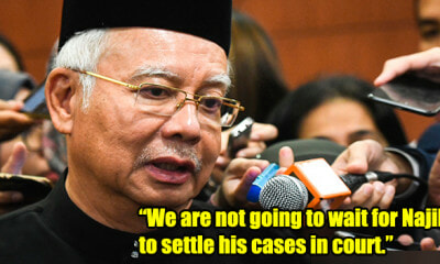 Umno Sec-Gen Labels Najib as 'Baggage' and Says Party Cannot Carry Him Forever - WORLD OF BUZZ 3