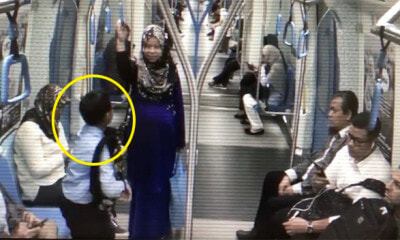 Watch How This M'sian Kid Gives Up His Seat To Pregnant Woman While Adults Buat Tak Tau - World Of Buzz