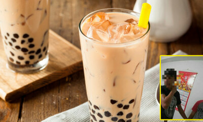 Wife Threatens to Commit Suicide After Husband Didn't Buy Her Bubble Tea - WORLD OF BUZZ