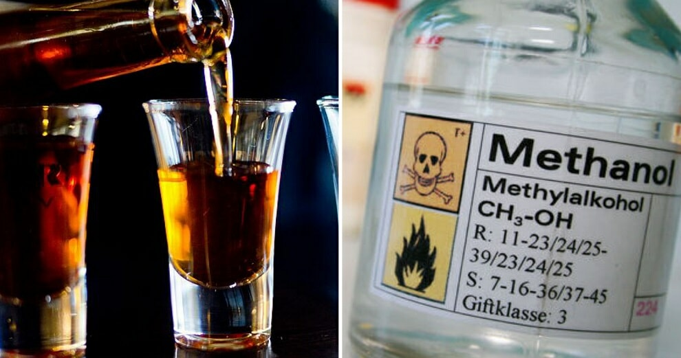 19 People Who Drank Fake Alcohol Confirmed To Have Died From Methanol Poisoning - World Of Buzz