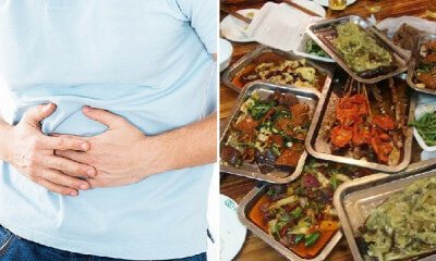 28yo Man Diagnosed with Advanced Stomach Cancer, Father Says It's Due to Supper-Eating Habit - WORLD OF BUZZ 2