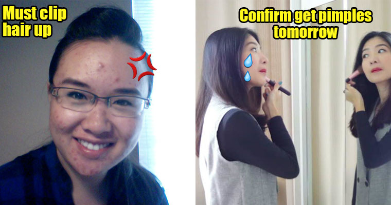9 Real Struggles M'sians With Crazy Sensitive Skin Can Confirm Relate to - WORLD OF BUZZ 3
