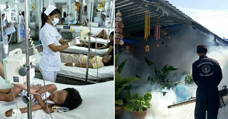 Bangkok Issues Dengue Fever Warning as 69 Deaths Reported Nationwide - WORLD OF BUZZ 1