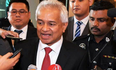 Fake News: Tommy Thomas is NOT Resigning as Attorney-General - WORLD OF BUZZ 1