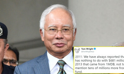 WSJ Journalists: Documents on Late Saudi King's Donation to Najib is Old Information & Misleading - WORLD OF BUZZ