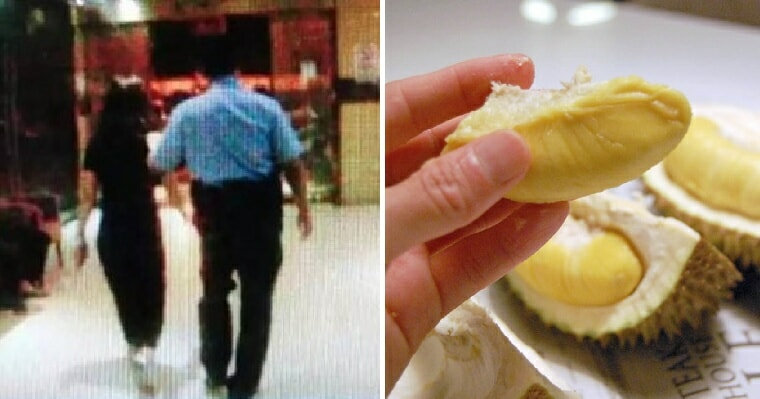 GF Fights with BF And Makes Police Report Because He Didn't Allow Her to Eat Durian In Room - WORLD OF BUZZ 3