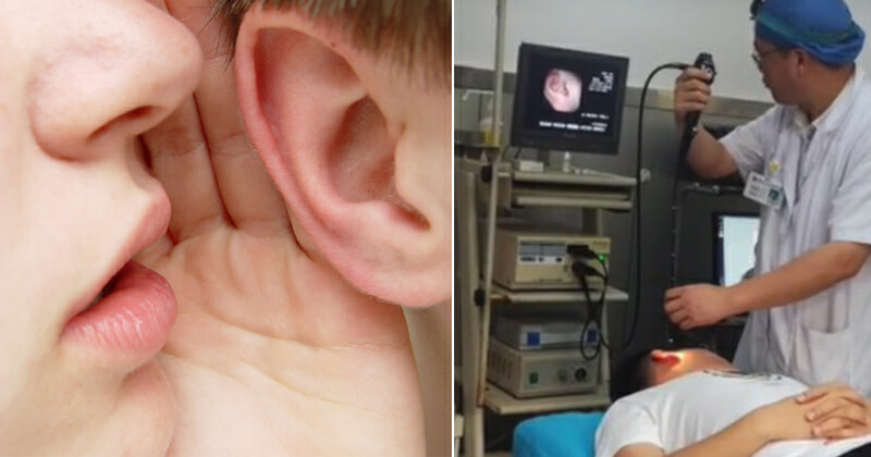 Girlfriend Kissed Boyfriend's Ear Too Hard & Accidentally Ruptures His Eardrum - WORLD OF BUZZ