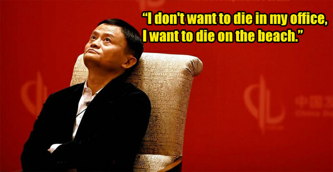 Jack Ma Will Retire a Year From Now Because He Wants His Life Back - WORLD OF BUZZ