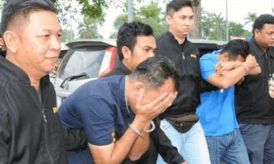 Kudos! Two Kedah PKR Members Arrested By MACC For Bribery - WORLD OF BUZZ 3