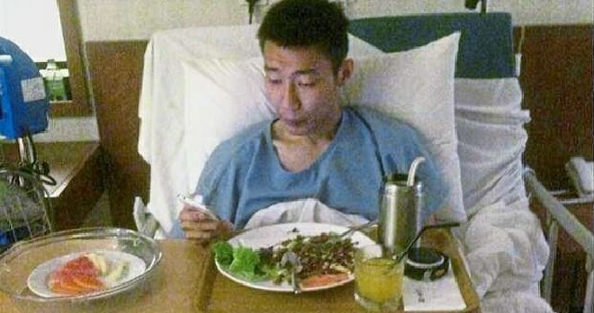 Lee Chong Wei: Don't Forget Me Yet, I'm Still Here - WORLD OF BUZZ 1