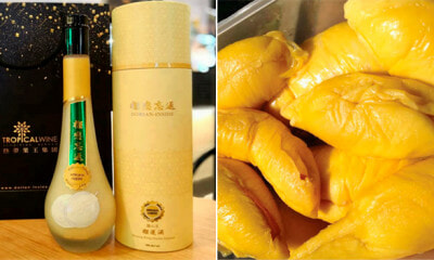 Local Company Makes it to M'sia Book of Records for Brewing World's First Musang King Liqueur - WORLD OF BUZZ