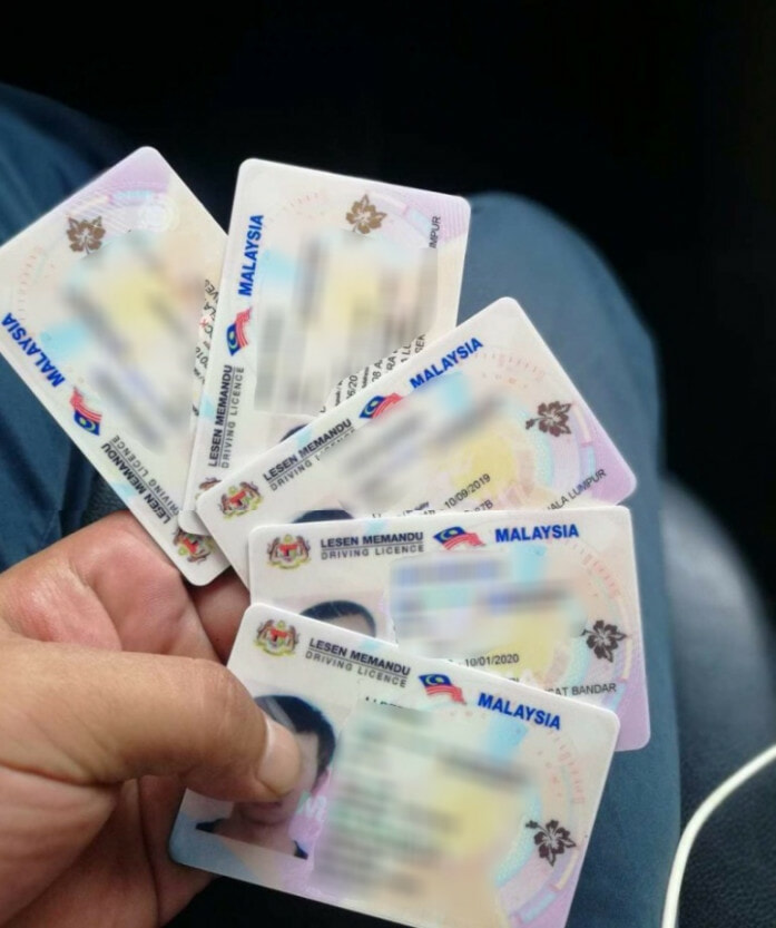 Loke: 14,000 Motorists Given 1 Month to Surrender Their 'Lesen Terbang' to JPJ - WORLD OF BUZZ 1