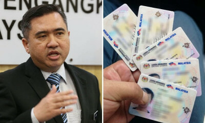 Loke: 14,000 Motorists Given 1 Month to Surrender Their 'Lesen Terbang' to JPJ - WORLD OF BUZZ 4