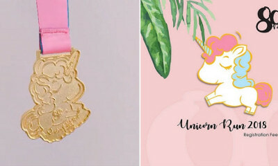 M'sians Can Win A Unicorn Medal Just by Running 20km in 30 Days - WORLD OF BUZZ 4