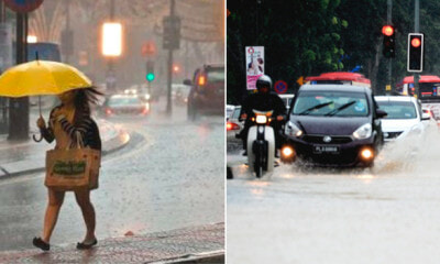 M'sians To Brace For Heavy Rain And Thunderstorms In Evening Starting 28 Sept Till Nov - WORLD OF BUZZ 1
