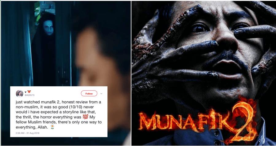 Munafik 2: A Malay Horror Flick Made For Malaysians - WORLD OF BUZZ 2