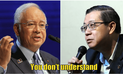 Najib: Guan Eng, You Just Don't Understand - WORLD OF BUZZ 1