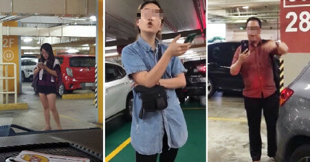 Pdrm: 'human Parking' Offenders Can Be Fined Up To Rm2,000 Or Jailed - World Of Buzz 1