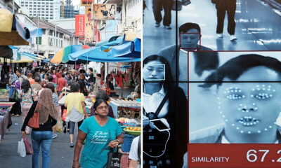 Penang Plans on Installing Face Recognition Cameras in Public to Detect Criminals - WORLD OF BUZZ 3