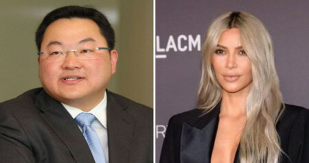 Report: Jho Low Allegedly Gave Kim Kardashian a RM1.3 Million Ferrari As a Wedding Gift - WORLD OF BUZZ 2