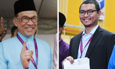 Saiful Bukhari Joins 5 Other Candidates To Take On Anwar Ibrahim In PD By-Election - WORLD OF BUZZ 6