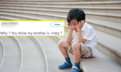 Sister Laments About Weird Looks Her Autistic Brother Gets & M'sians' Lack of Understanding on Autism - WORLD OF BUZZ