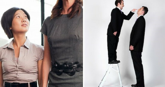 Study: Short People Tend to be More Angry and Violent Compared to Tall People - WORLD OF BUZZ