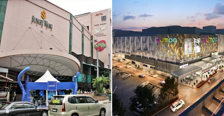 Sungei Wang Plaza Will be Transformed With A New Look and Name in June 2019! - WORLD OF BUZZ 7