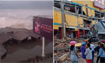 The Tsunami in Indonesia that Killed 384 People, Here's What We Know So Far - WORLD OF BUZZ