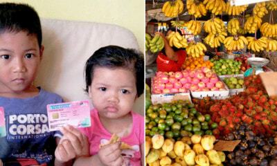 This M'sian Family Names Their Children After Durian and Rambutan, But With a Twist - WORLD OF BUZZ 1
