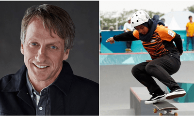 Tony Hawk Left A Note for 16yo Skater Who Received Massive Hate by M'sians - WORLD OF BUZZ 1