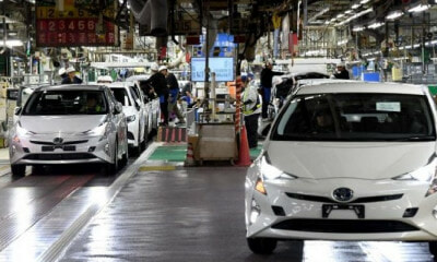 Toyota Recalls Over 1 Million Models of Prius and C-HR Vehicles Globally Due to Fire Risk - WORLD OF BUZZ 2