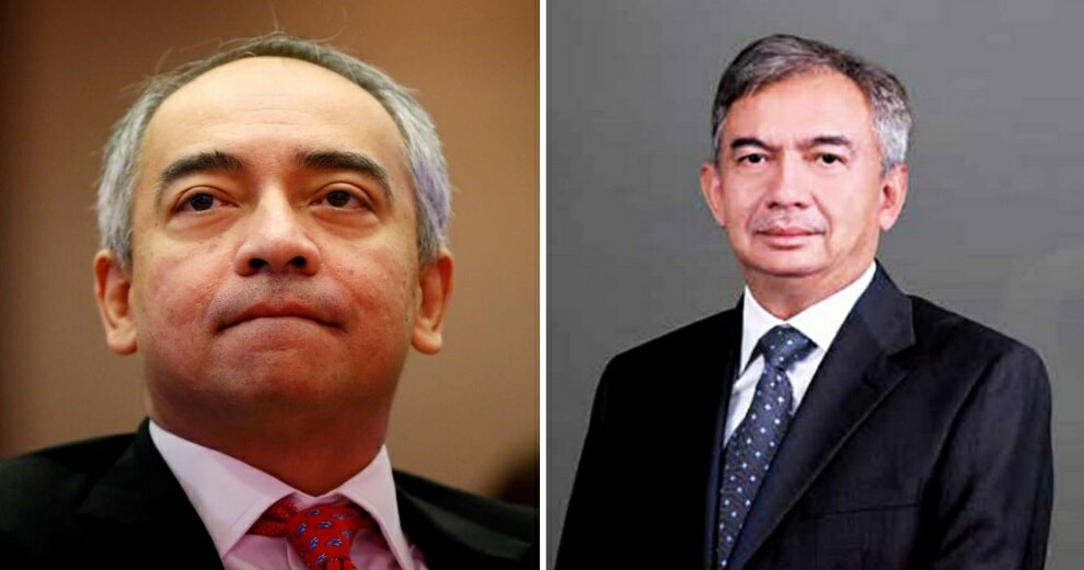Two of Najib's Brothers Announced Their Resignation on The Same Day - WORLD OF BUZZ 1